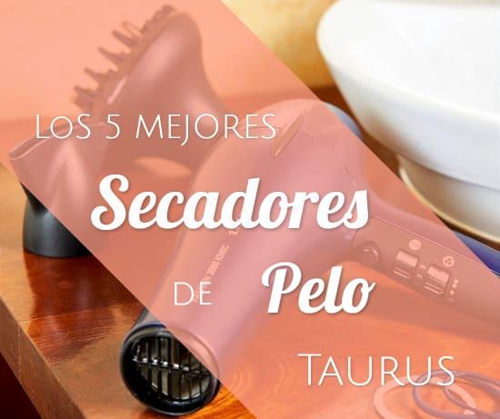 Los 5 Mejores Secadores de Pelo Taurus