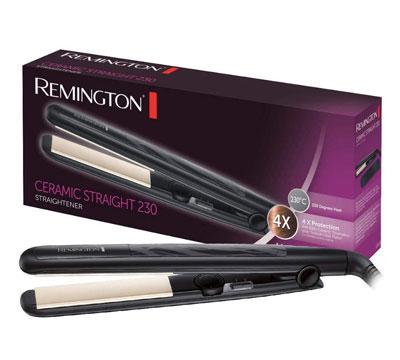 mejor plancha remington